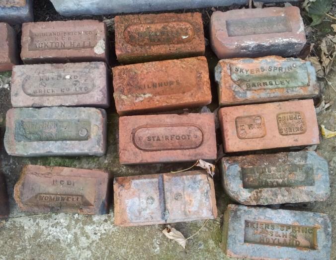 Coalfield bricks