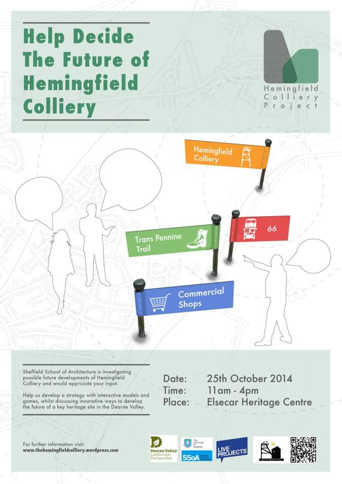 Please come down and share your views!