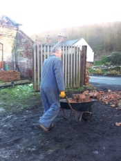 Barrow work.