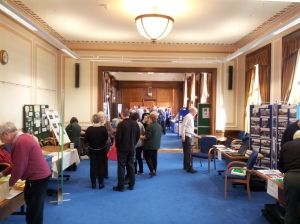 Visitors to the Barnsley History Day