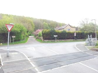 Tingle Bridge junction