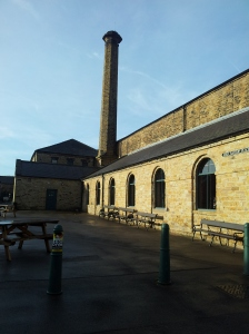 Chimney at Elsecar works