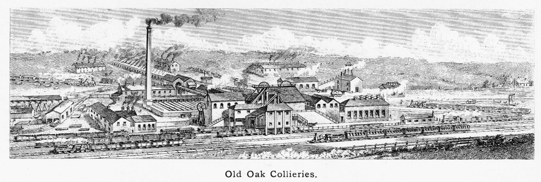 150th Anniversary Of The Oaks Colliery Disaster The