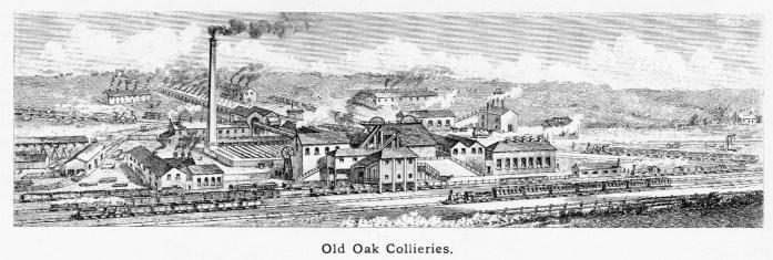 Old Oaks Colliery c. 1897