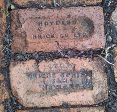 Local bricks