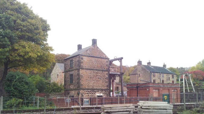 Elsecar New Colliery, later Elsecar Pumping Station