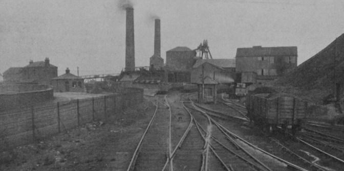 Nunnery Colliery 1897