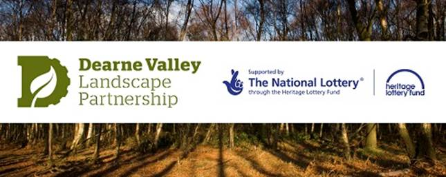 Dearne Valley Landscape Partnership, supported by the Heritage Lottery Fund