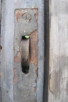 Sash pulley